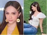 HHen Niê lại gây ngỡ ngàng với trang phục trên công chúa, dưới kỵ sĩ khi công bố cuộc thi Hoa hậu Hoàn vũ 2019-11