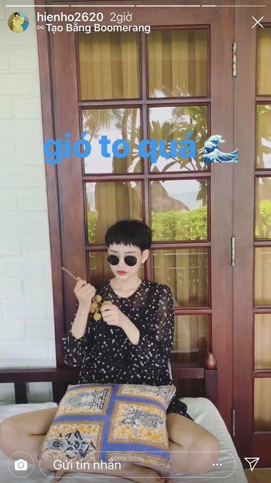 Một mực phủ nhận hẹn hò, Hiền Hồ - Bùi Anh Tuấn bị dân mạng tung bằng chứng cãi vào mắt-2