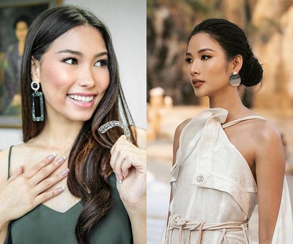 Bản tin Hoa hậu Hoàn vũ 16/7: Đối thủ Indonesia kém xinh nhưng tạo dáng xuất sắc ngang ngửa Hoàng Thùy-1