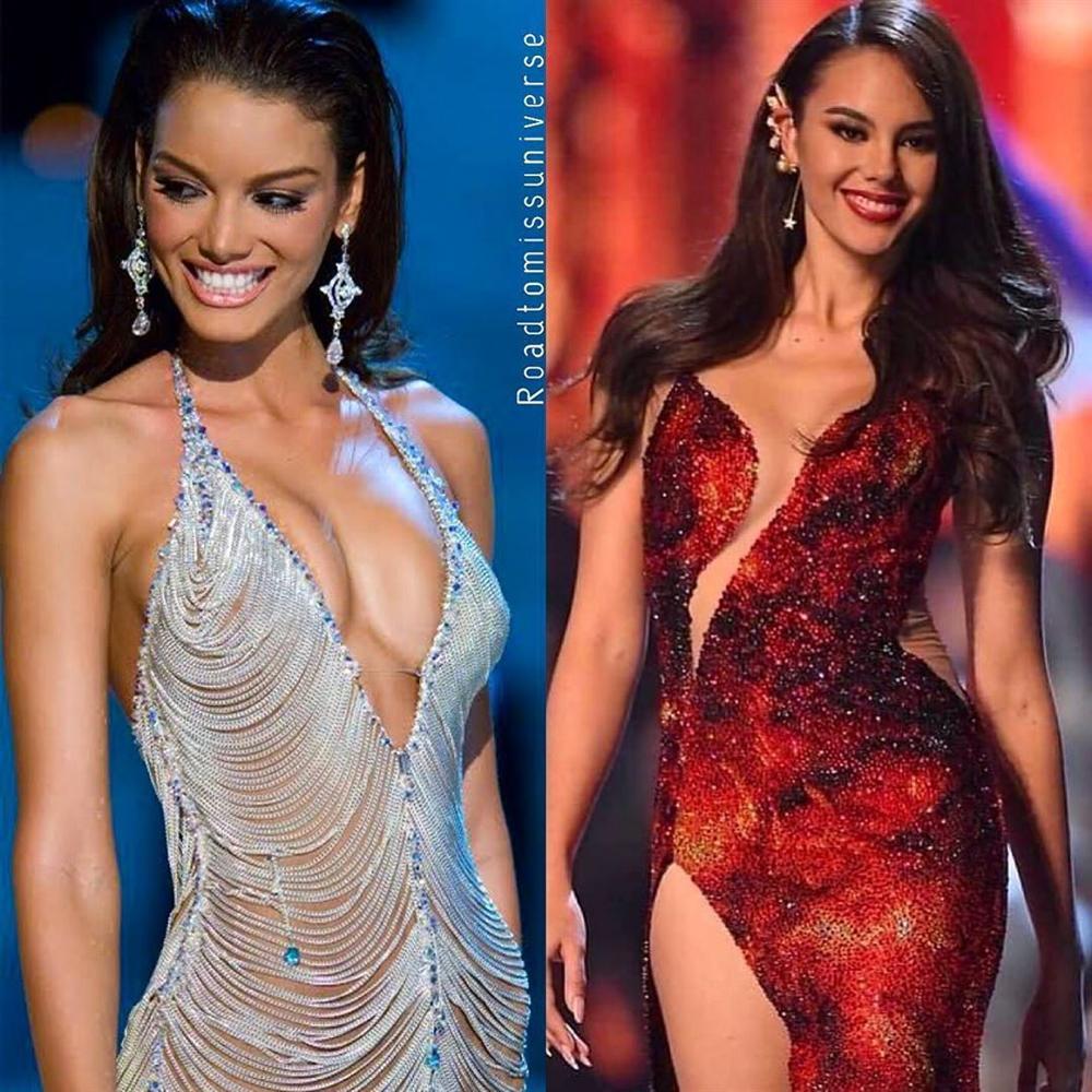 Bản tin Hoa hậu Hoàn vũ 16/7: Đối thủ Indonesia kém xinh nhưng tạo dáng xuất sắc ngang ngửa Hoàng Thùy-3