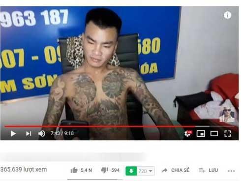 Nối gót Khá Bảnh, giang hồ mạng Long 9 ngón bị khởi tố, bắt tạm giam-2