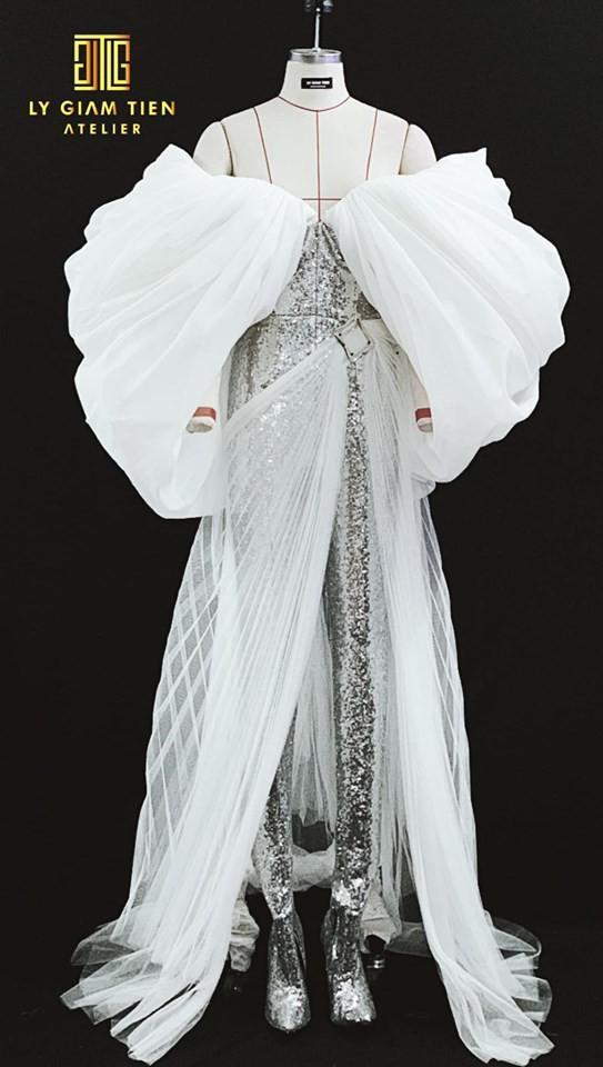 HHen Niê lại gây ngỡ ngàng với trang phục trên công chúa, dưới kỵ sĩ khi công bố cuộc thi Hoa hậu Hoàn vũ 2019-6