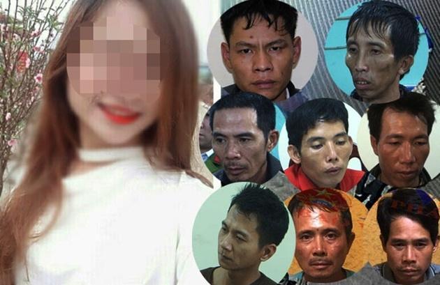 Vụ nữ sinh giao gà bị sát hại: Phạm Văn Nhiệm run rẩy diễn lại cảnh 2 lần hãm hiếp khi nạn nhân đã lả đi-5