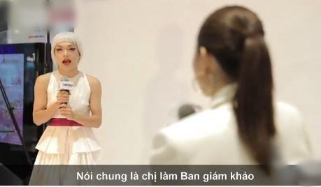 Màn đối đáp xéo xắt của thánh chửi online với Mâu Thủy ở vòng casting Vietnams Next Top Model 2019-3