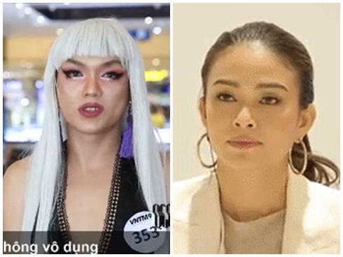 Màn đối đáp xéo xắt của 'thánh chửi' online với Mâu Thủy ở vòng casting Vietnam's Next Top Model 2019
