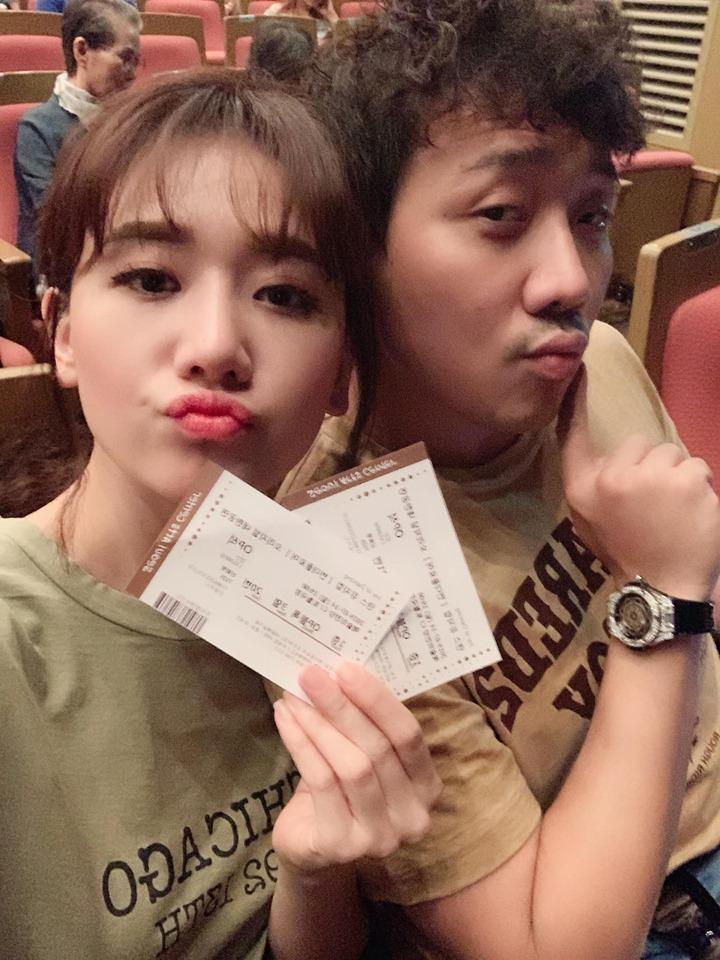 Trấn Thành đưa Hari Won về Hàn Quốc kỷ niệm 3 năm ngày cưới, fans ước ao sau chuyến đi sẽ có thêm Xìn con-6
