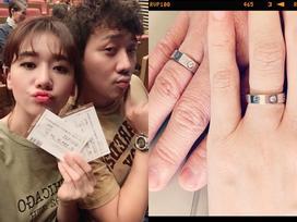 Trấn Thành đưa Hari Won về Hàn Quốc kỷ niệm 3 năm ngày cưới, fans ước ao sau chuyến đi sẽ có thêm 'Xìn con'