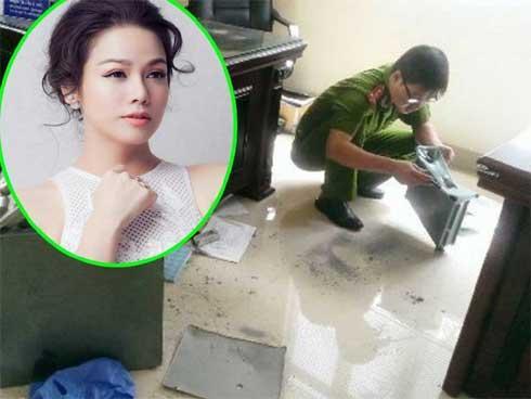 Hé lộ clip trộm đột nhập nhà Nhật Kim Anh, dùng xà beng phá két sắt khoắng sạch 5 tỷ đồng