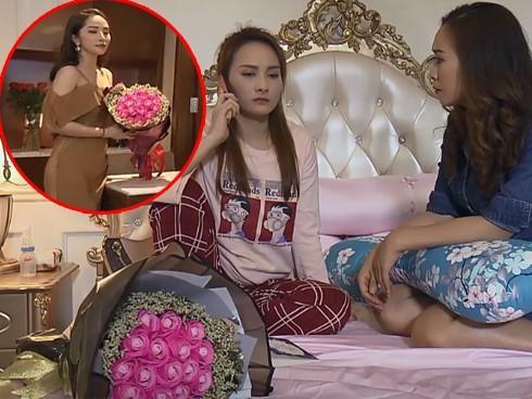 'Về Nhà Đi Con': Thư ném hoa Nhã tặng vào sọt rác, Vũ nhặt lên đem tặng lại cho nhân tình?