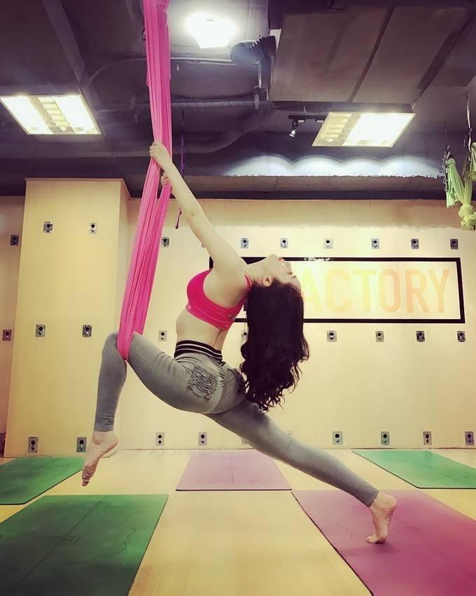 Múa cột, tập yoga giúp Nhã 'Về nhà đi con' khiến Vũ mê mệt-4