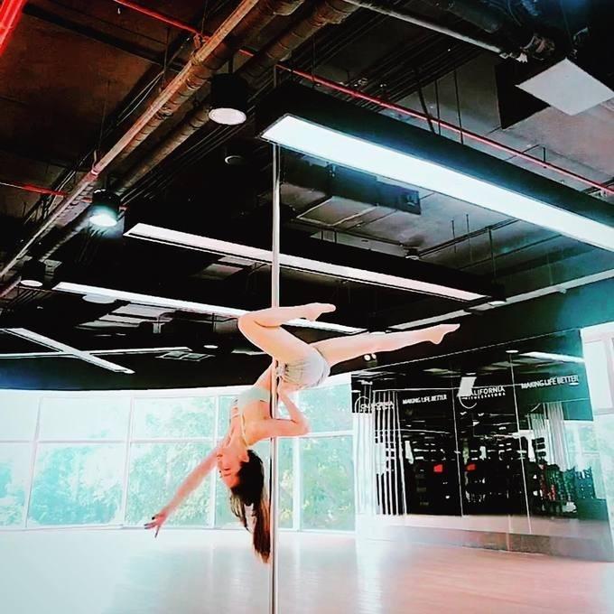Múa cột, tập yoga giúp Nhã 'Về nhà đi con' khiến Vũ mê mệt-6