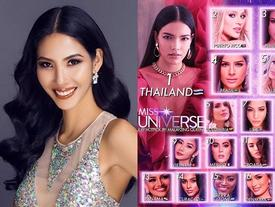 Bản tin Hoa hậu Hoàn vũ 17/7: Hoàng Thùy đang đứng ở đâu trên bảng xếp hạng quốc tế?