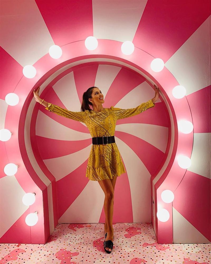 Bản tin Hoa hậu Hoàn vũ 17/7: Hoàng Thùy đang đứng ở đâu trên bảng xếp hạng quốc tế?-5