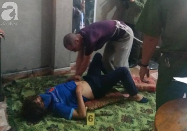 Vụ nữ sinh giao gà bị sát hại: Phạm Văn Nhiệm run rẩy diễn lại cảnh 2 lần hãm hiếp khi nạn nhân đã lả đi-2