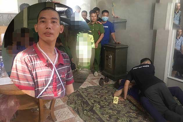 Vụ nữ sinh giao gà bị sát hại: Phạm Văn Nhiệm run rẩy diễn lại cảnh 2 lần hãm hiếp khi nạn nhân đã lả đi-3