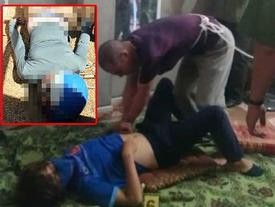 Vụ nữ sinh giao gà bị sát hại: Phạm Văn Nhiệm run rẩy diễn lại cảnh 2 lần hãm hiếp khi nạn nhân đã lả đi