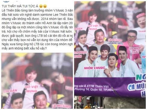 Thật như đùa: Boygroup huyền thoại Vpop đã tan rã bỗng đâu xuất hiện thêm phiên bản 'fake', chuyên giả danh để hát show hội chợ