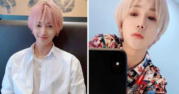 Bị đồn phẫu thuật thẩm mỹ, Yesung (Super Junior) phản pháo-1