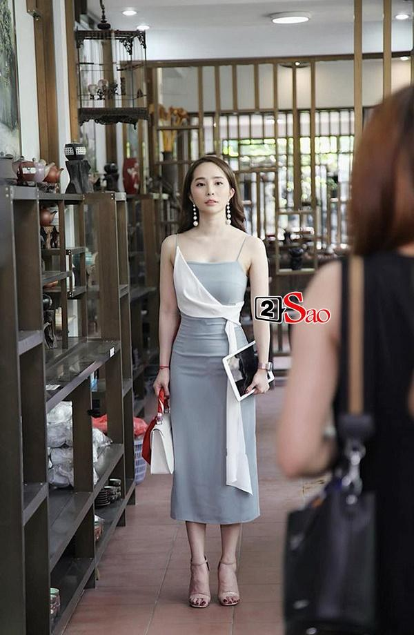 Quỳnh Nga bị ghét đến mức váy của Nhã trong Về nhà đi con cũng bị tẩy chay, gọi là váy tiểu tam-9