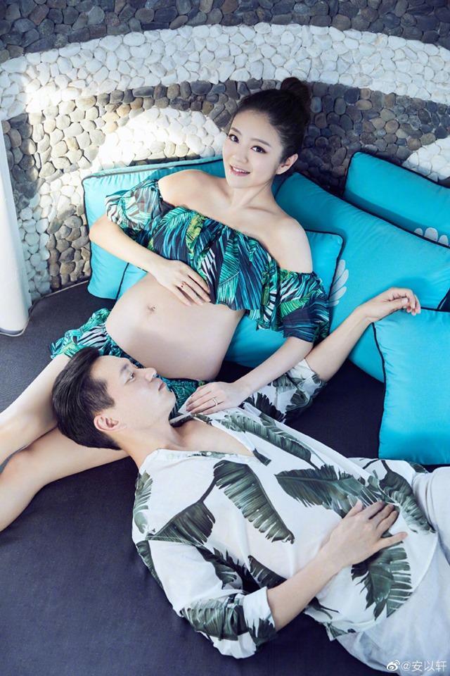 Triệu Mẫn An Dĩ Hiên chính thức hạ sinh con trai đầu lòng cho đại gia sòng bài Macau-2