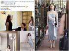 Quỳnh Nga bị ghét đến mức váy của Nhã trong 'Về nhà đi con' cũng bị tẩy chay, gọi là váy tiểu tam