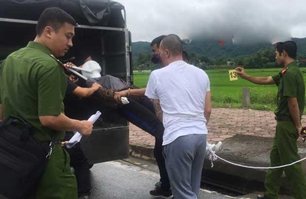 Hé lộ thông tin Vì Văn Toán trực tiếp chỉ huy nhóm nghiện siết cổ nữ sinh giao gà đến ngất xỉu mới khênh lên xe-4