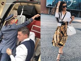 Rich kid phải như em chồng Hà Tăng: Mang 16 vali cho một chuyến đi chơi, khoe ảnh sống ảo khắp châu Âu