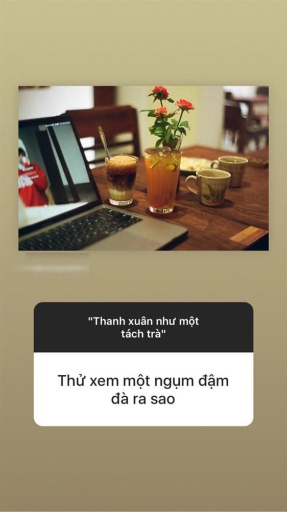Dương xoăn làm thơ Thanh xuân như một tách trà khiến cộng đồng mạng rần rần bắt trend-10