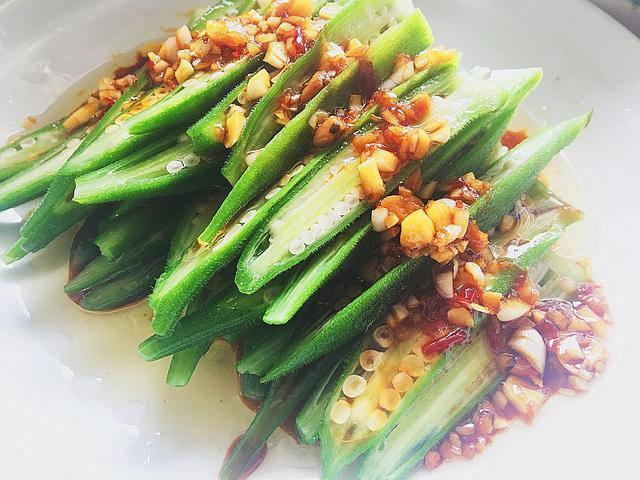 Đừng cắt đậu bắp ngay từ đầu, ăn theo cách này quả sẽ giữ được nhiều dinh dưỡng-4