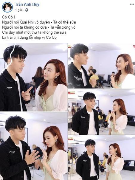 Liên tục được các mỹ nam Việt đưa tình, Midu xứng danh cô gái vàng trong làng hóc thính-8