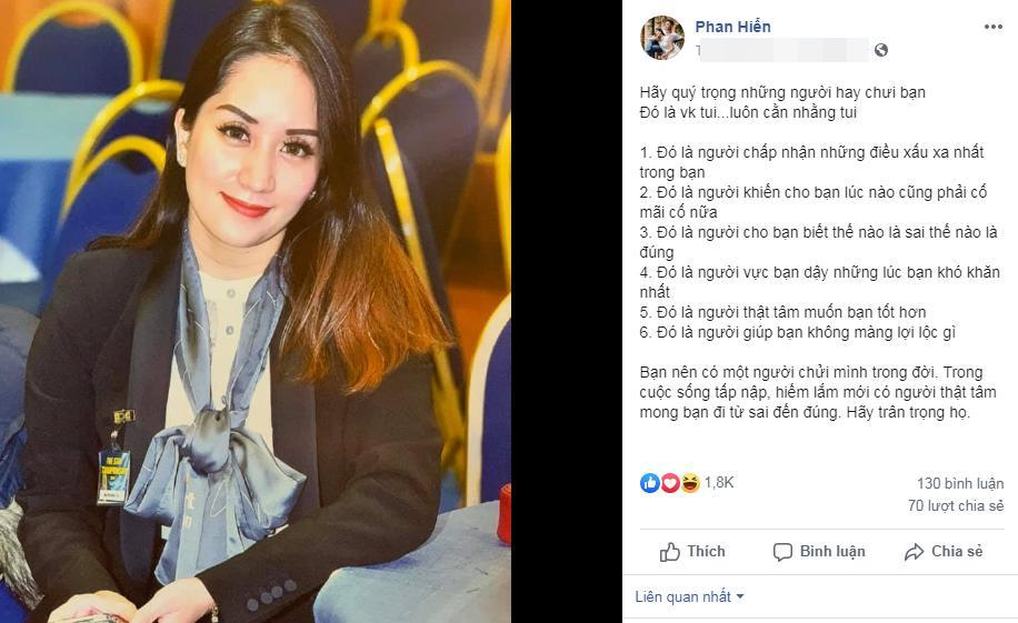 Biến Facebook thành tiểu thuyết ngôn tình mang tên Khánh Thi, có mấy ông chồng yêu vợ được như Phan Hiển!-3