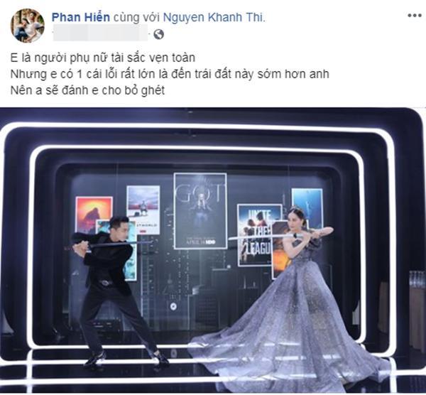 Biến Facebook thành tiểu thuyết ngôn tình mang tên Khánh Thi, có mấy ông chồng yêu vợ được như Phan Hiển!-8