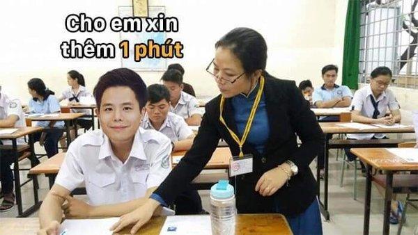Đến tội Trịnh Thăng Bình, MV mới chưa ra lò mà ảnh chế đã ngập tràn MXH chỉ vì lỡ miệng xin thêm 1 phút-5