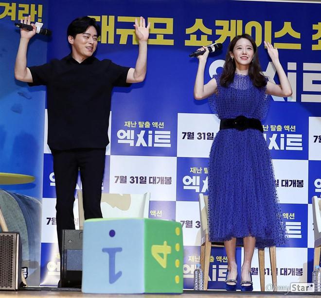 Kiều nữ xứ Hàn diện váy nhàu ở sự kiện-4