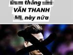 Bạn gái hậu vệ CLB Hà Nội xúc phạm Vũ Văn Thanh trên mạng