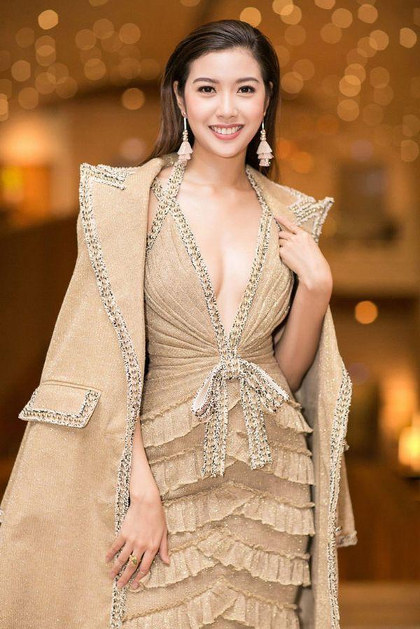 Á hậu Thúy Vân thả thính về vương miện Brave Heart: Dũng cảm thi MUV để kế vị HHen Niê?-2