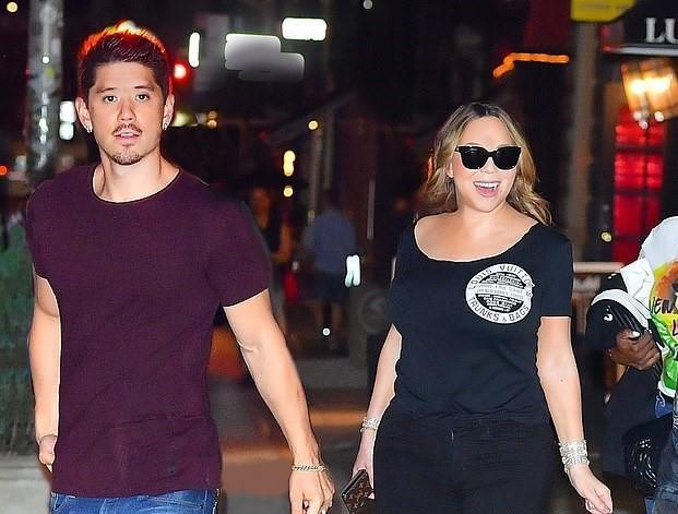 Mariah Carey vui vẻ bên tình trẻ sau scandal cắm sừng bồ tỷ phú-1