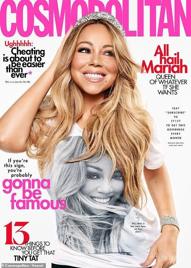 Mariah Carey vui vẻ bên tình trẻ sau scandal cắm sừng bồ tỷ phú-2