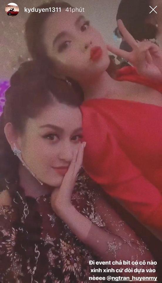 Á hậu Huyền My than tăng cân mất kiểm soát, Hoa hậu Kỳ Duyên an ủi vẫn xinh-9