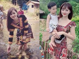 'Cô gái dân tộc' nổi đình nổi đám trên mạng xã hội bây giờ ra sao