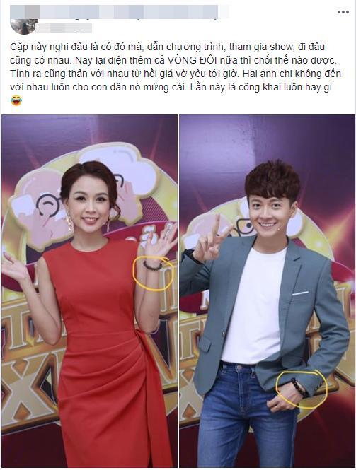 Dân mạng tung bằng chứng Ngô Kiến Huy hẹn hò hot girl Sam sau khi chia tay Khổng Tú Quỳnh?-1