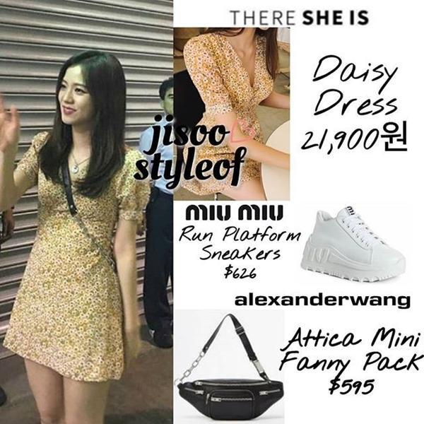 Khoe ảnh diện đồ đôi với Jisoo trên Instagram, Sun HT bị nghi mặc đồ nhái-3