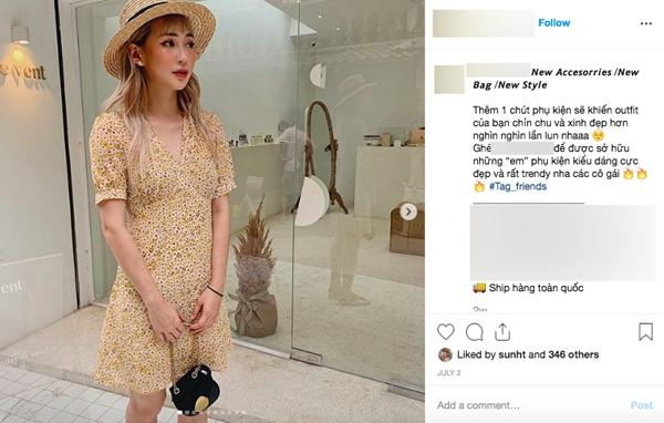 Khoe ảnh diện đồ đôi với Jisoo trên Instagram, Sun HT bị nghi mặc đồ nhái-4
