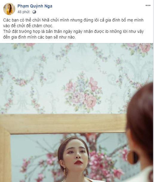 Quỳnh Nga bị thóa mạ vì vai tiểu tam trong Về Nhà Đi Con, Việt Anh dằn mặt khán giả: Có học và vô học chỉ khác nhau cách thể hiện-2