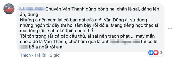 Hậu scandal xúc phạm Văn Thanh, Đỗ Vóc phải khóa bình luận, anti-fan chuyển hướng tấn công tới tấp Facebook Văn Dũng-4