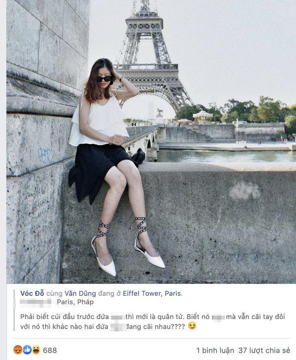 Hậu scandal xúc phạm Văn Thanh, Đỗ Vóc phải khóa bình luận, anti-fan chuyển hướng tấn công tới tấp Facebook Văn Dũng-2