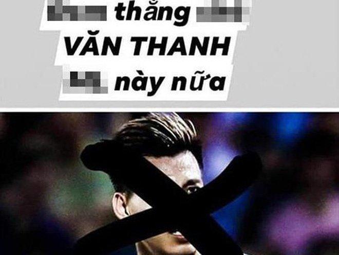 Hậu scandal xúc phạm Văn Thanh, Đỗ Vóc phải khóa bình luận, anti-fan chuyển hướng tấn công tới tấp Facebook Văn Dũng-1