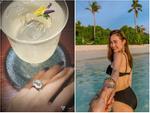 Minh Hằng ngầm báo sắp cưới với việc chuyển nhẫn kim cương trái tim 'siêu to khổng lồ' sang ngón đính hôn?