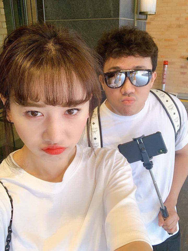Đâu chỉ đồng nghiệp showbiz, đến em gái Hari Won cũng chê Trấn Thành mập như heo khiến danh hài quá đau-2