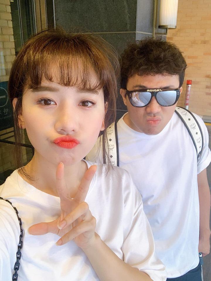Đâu chỉ đồng nghiệp showbiz, đến em gái Hari Won cũng chê Trấn Thành mập như heo khiến danh hài quá đau-3
